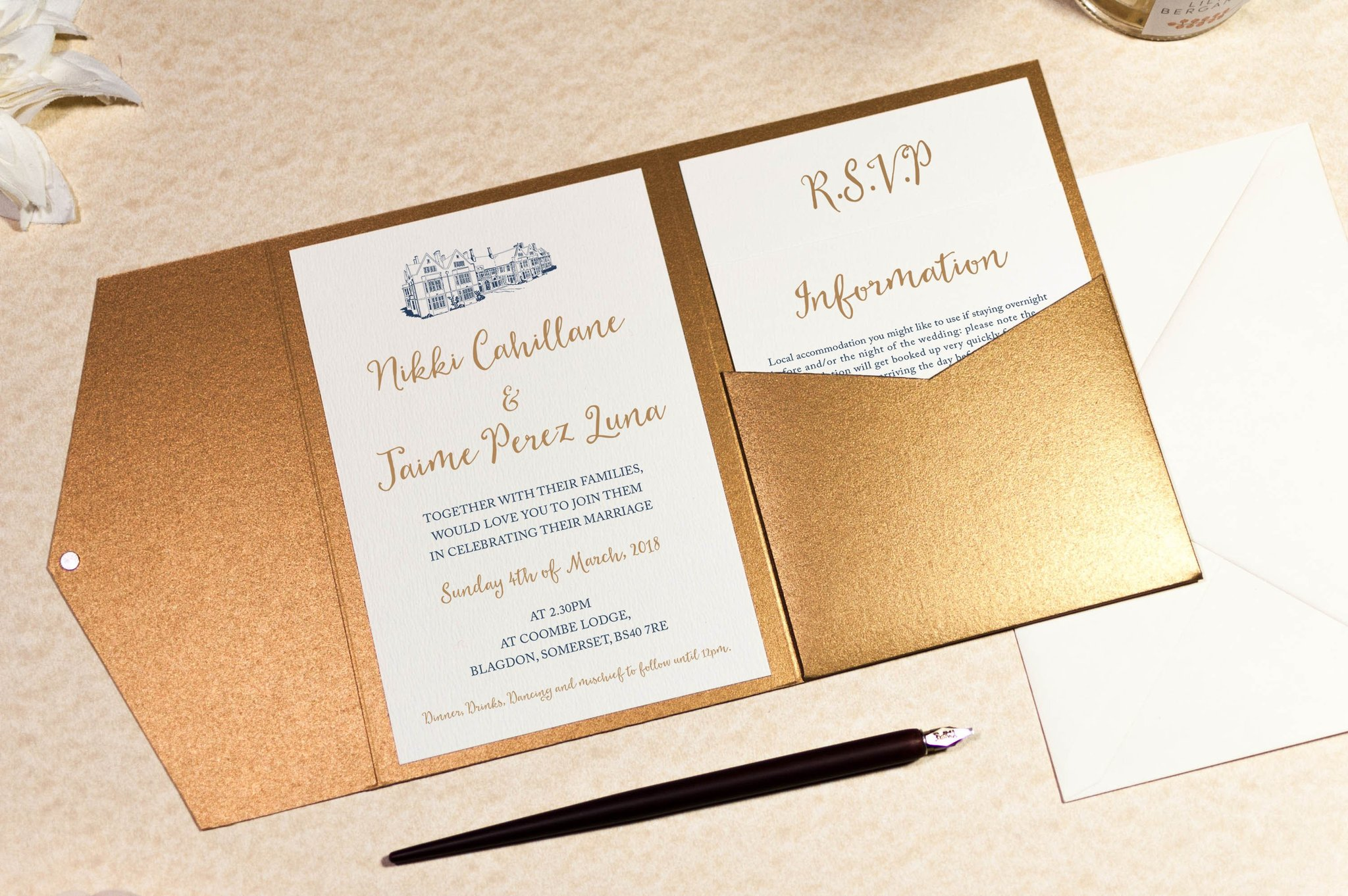 Tips On How To Make Perfect Wedding Invitations