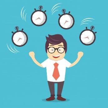 Image result for time management illustration freepik