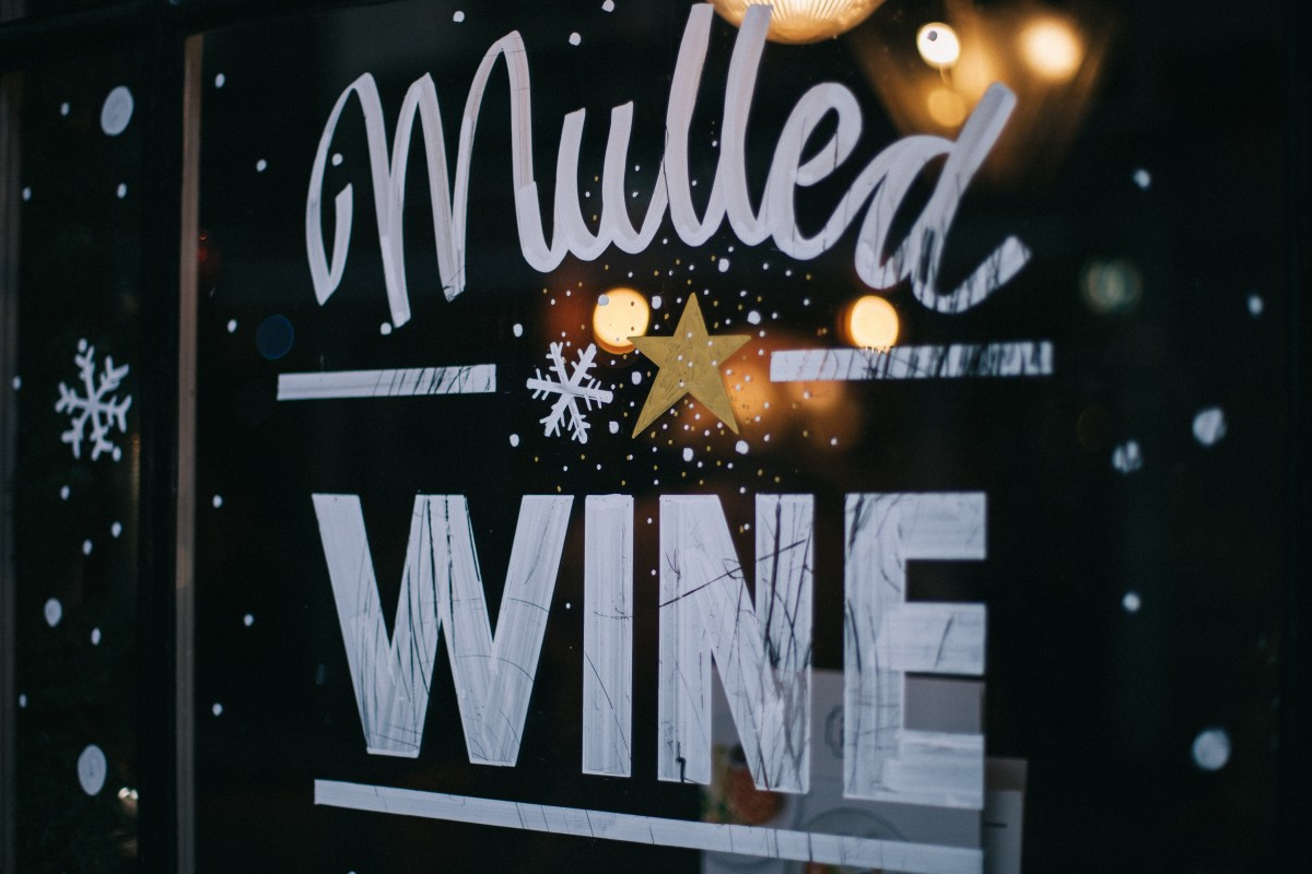 text, font, tree, winter, window, signage, graphics, art